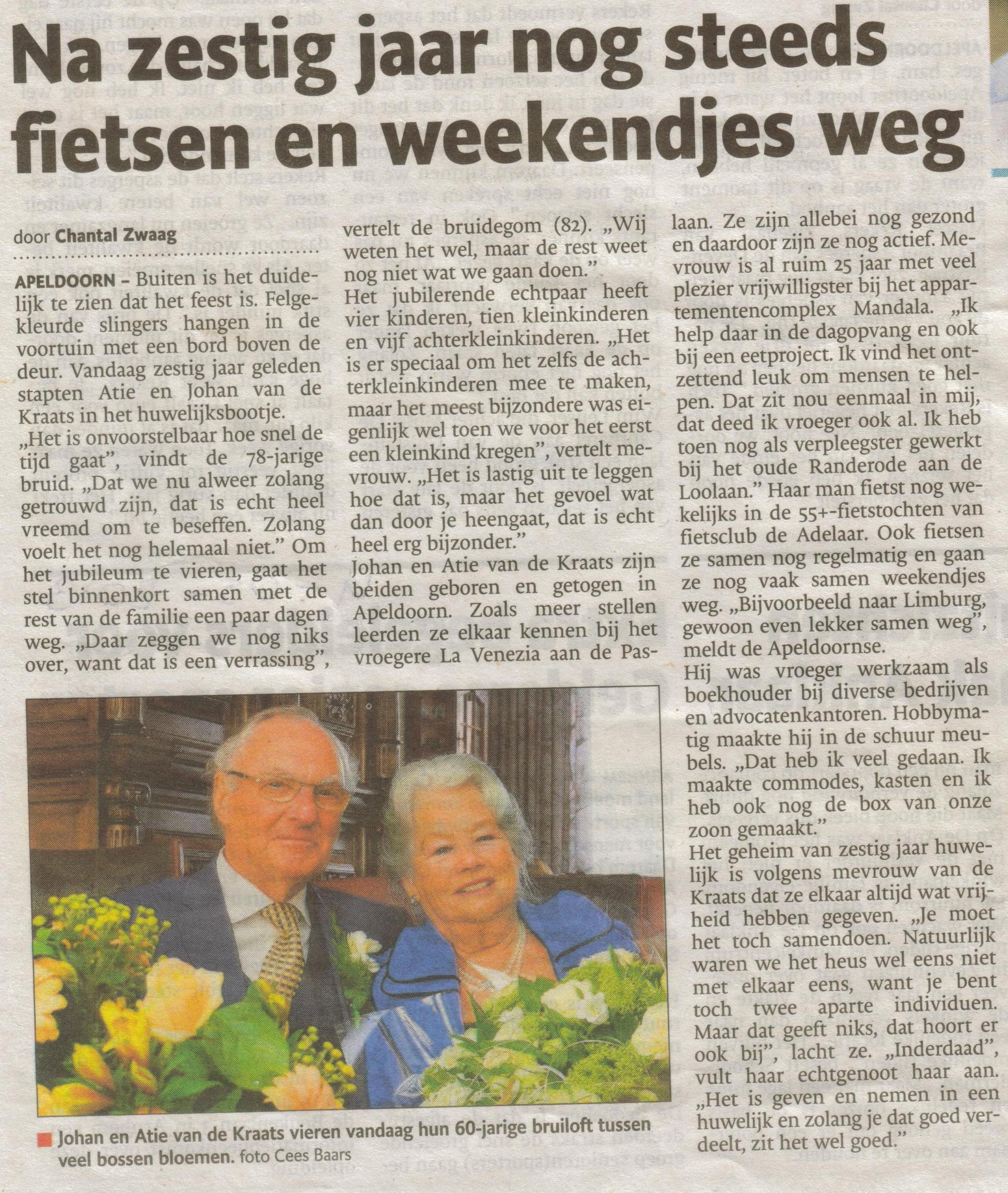 3- fam. v.d.kraats 60 jr getrouwd-publicatiedatum 4 mei 2013