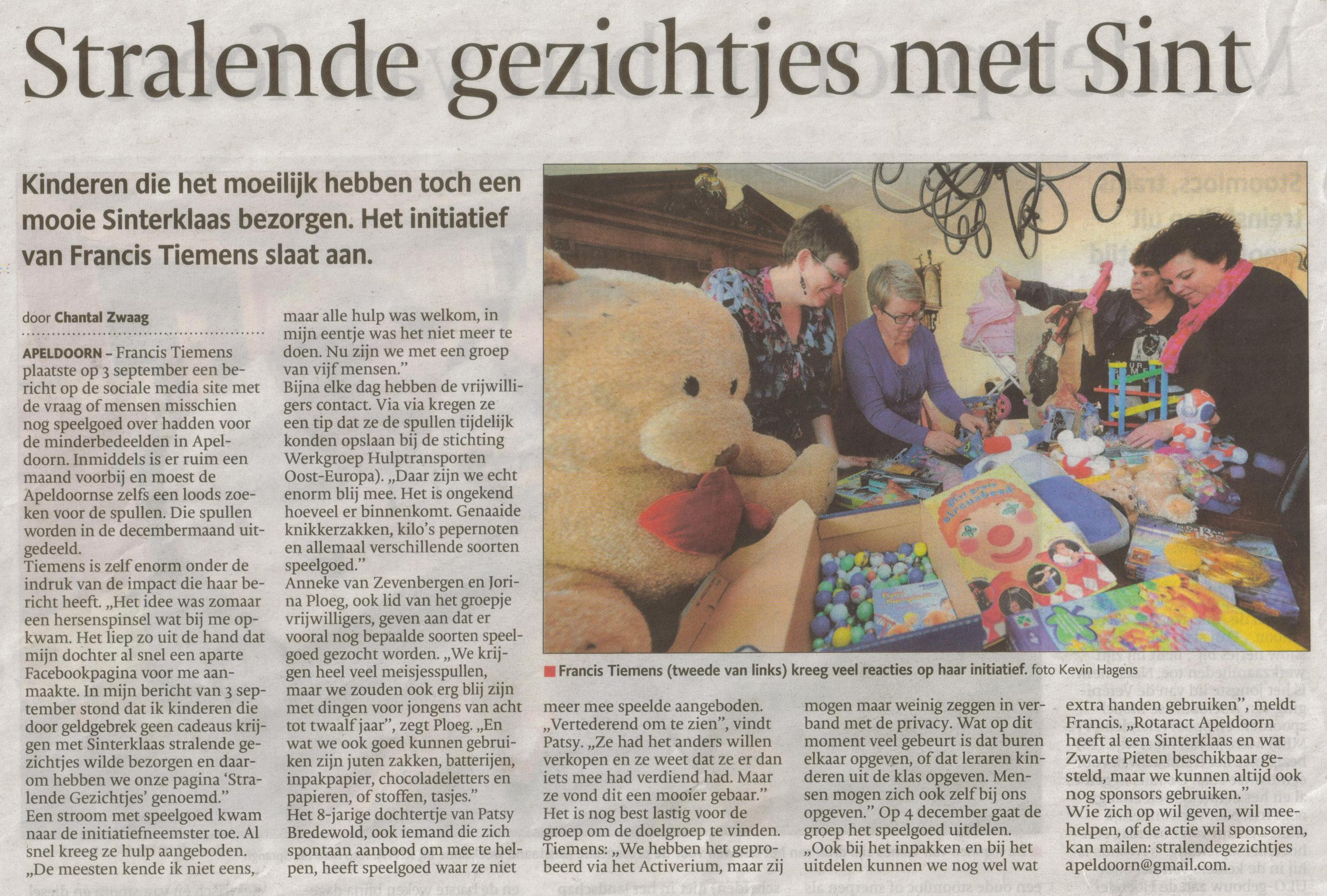 4- speelgoed voor armen- bijzondere productie- publicatiedatum 9 oktober 2013